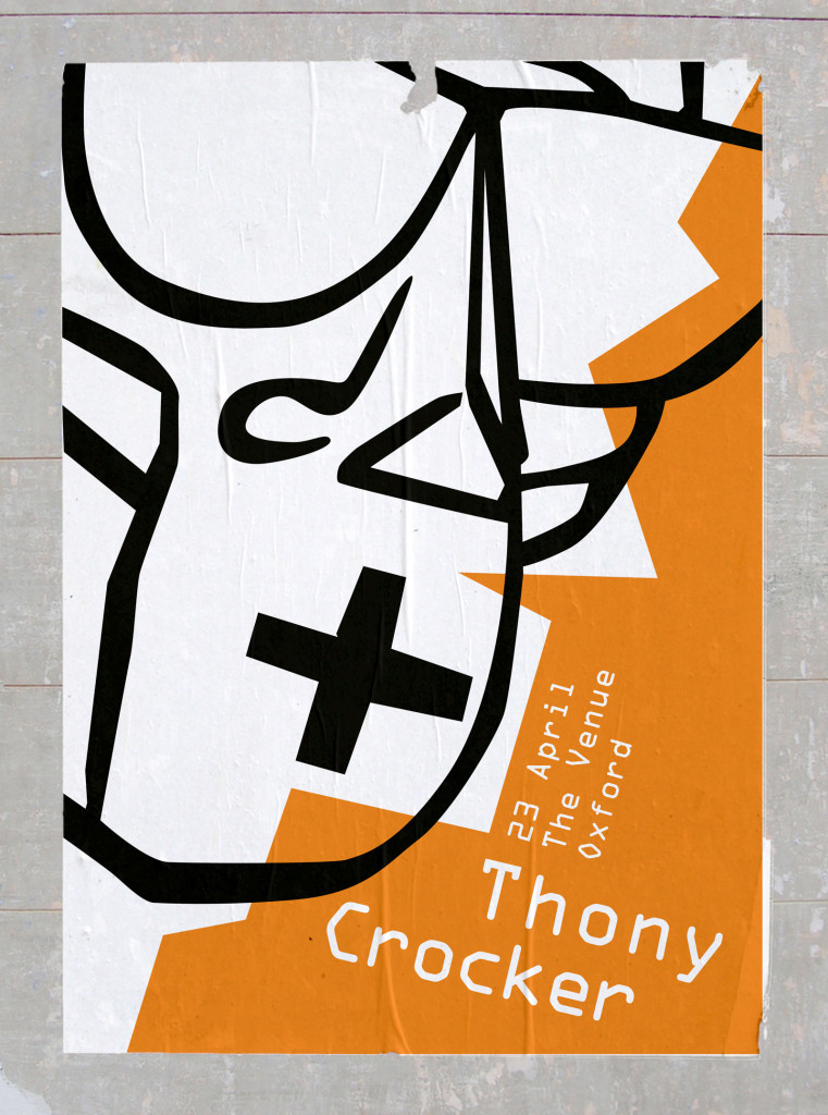 Poster Thony Crocker